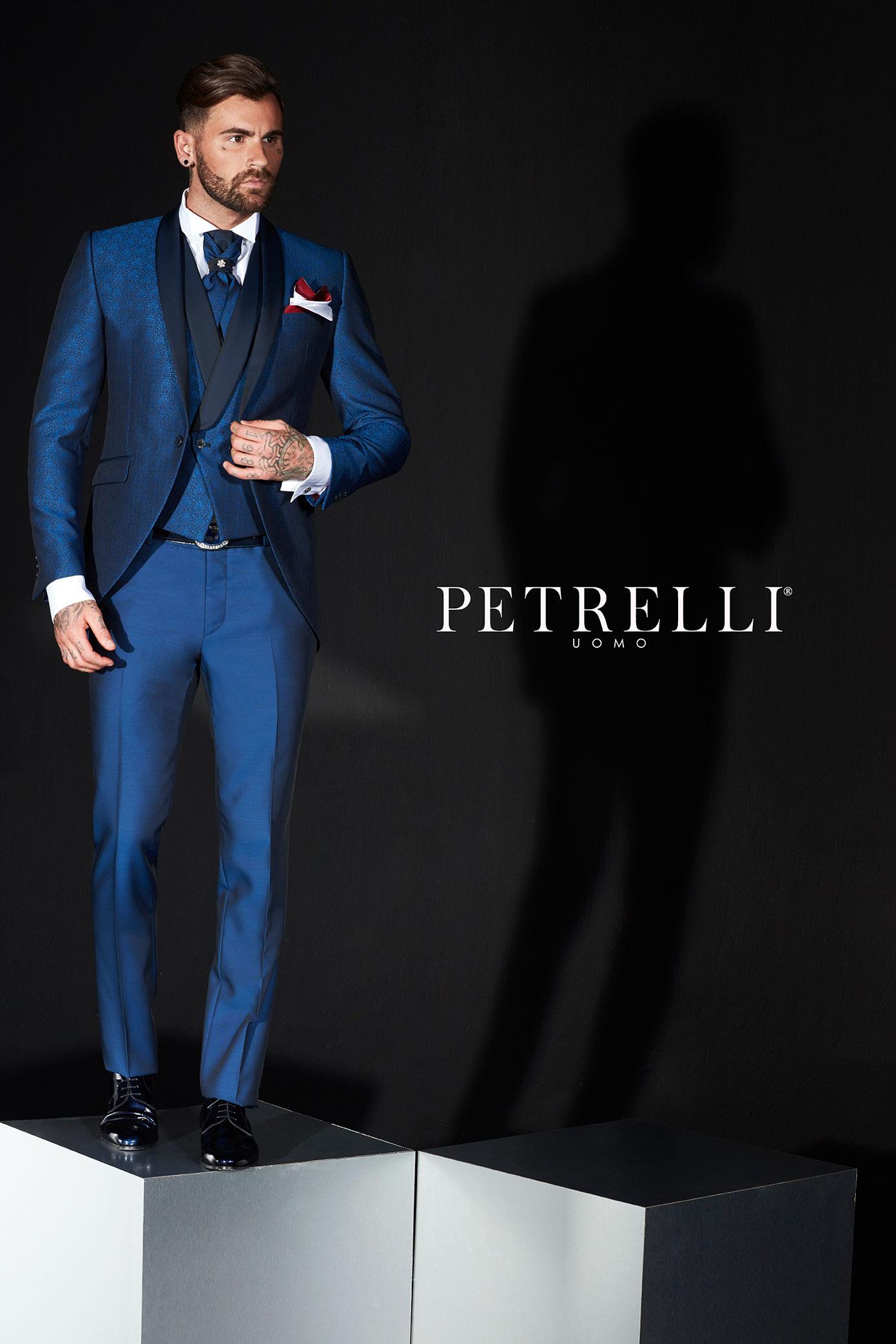 Traje Petrelli Uomo mod 944d conjunto 177