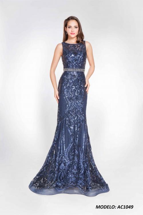 Vestido Alma Couture 1049