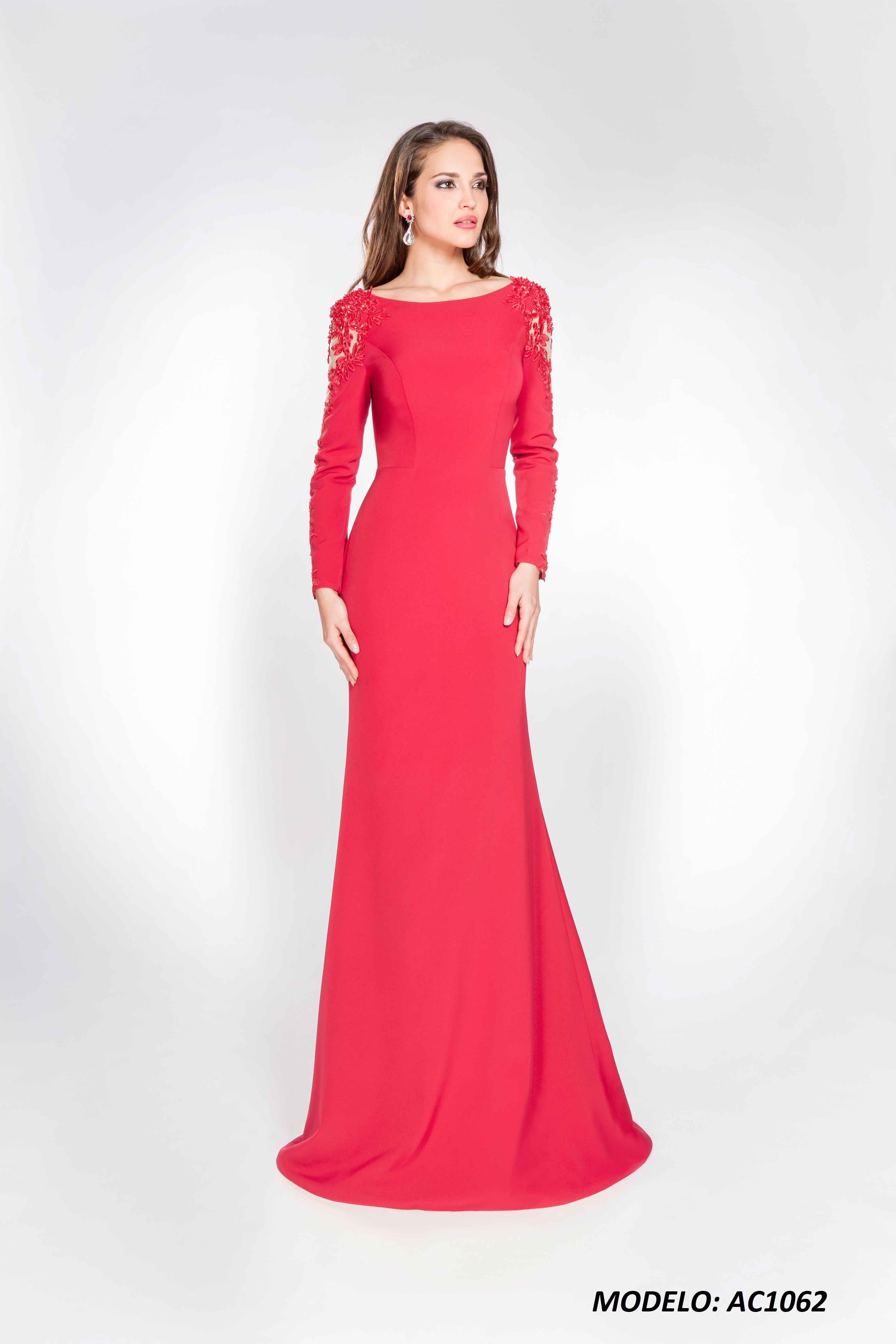 Vestido Alma Couture 1062
