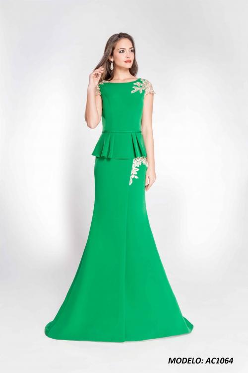 Vestido Alma Couture 1064