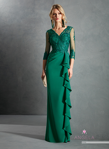Vestido Angela Ariza 2103