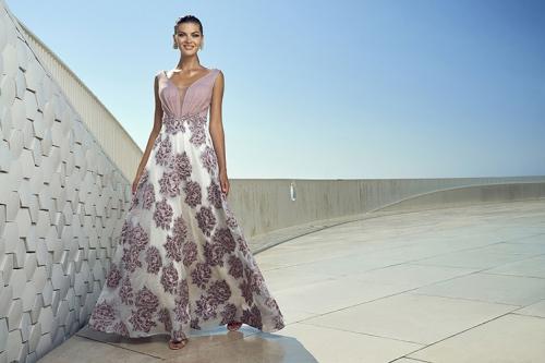 Vestido Carla Ruiz 95427