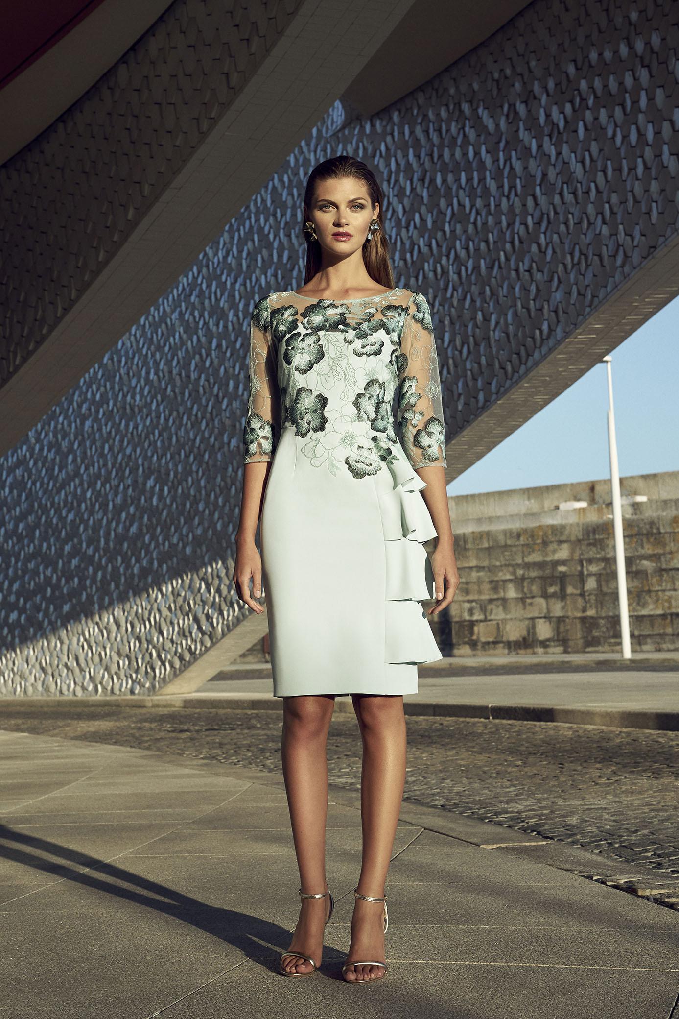 Vestido Carla Ruiz 95622