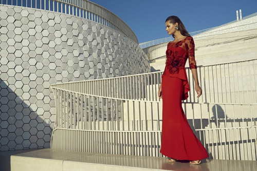 Vestido Carla Ruiz 95623