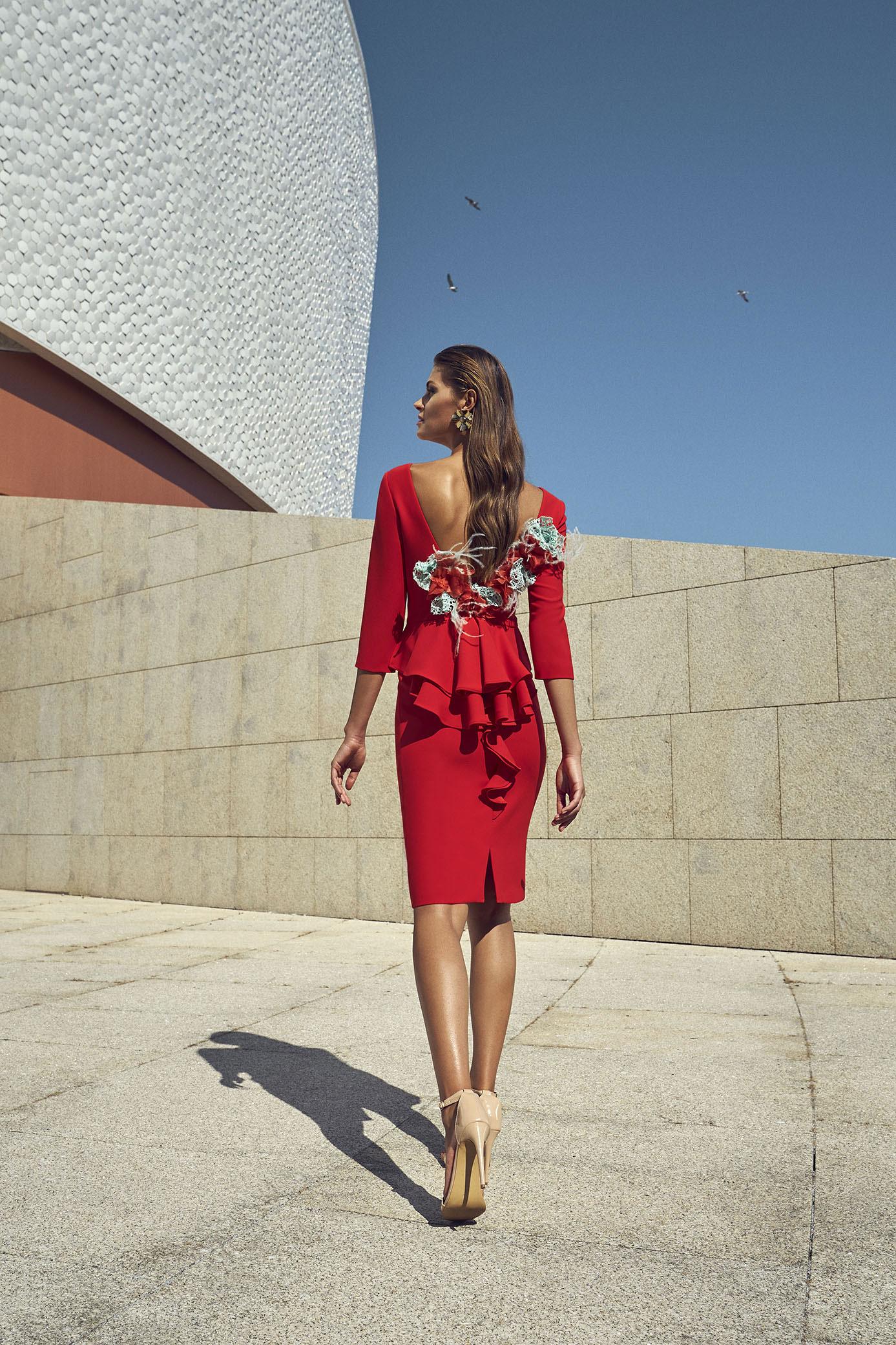 Vestido Carla Ruiz 95706