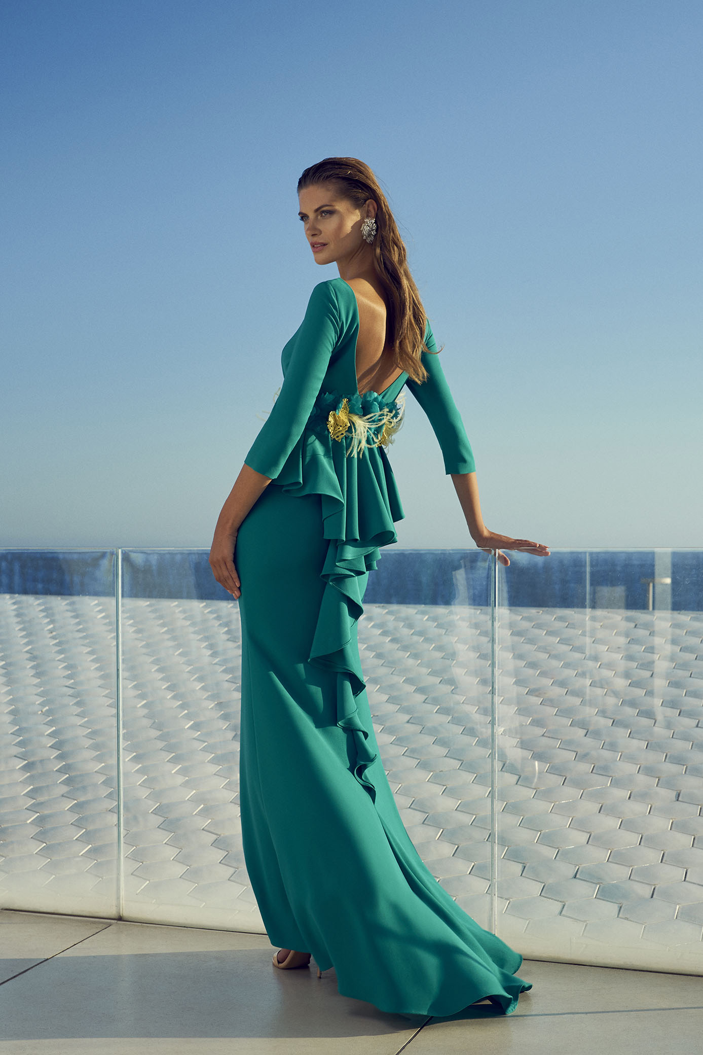 Vestido Carla Ruiz 95707