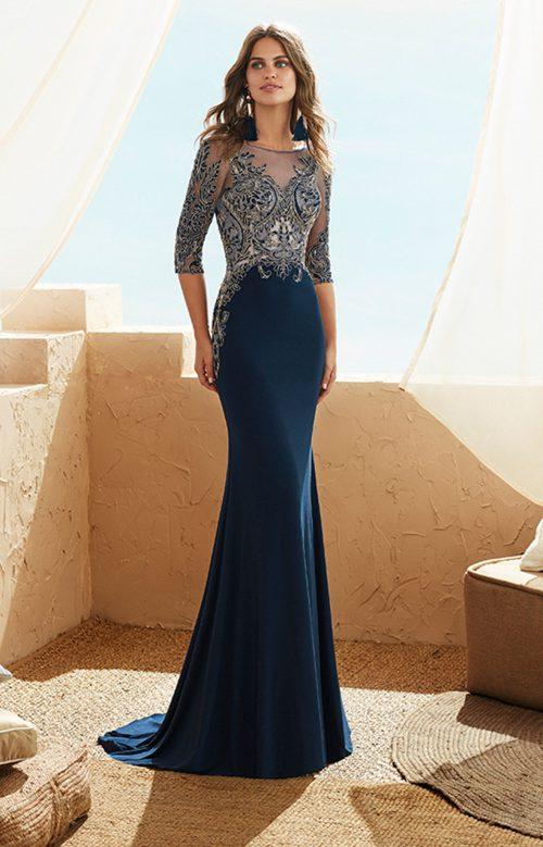Vestido Marfil 3J166