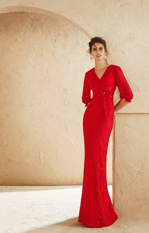 Vestido Marfil 3J174