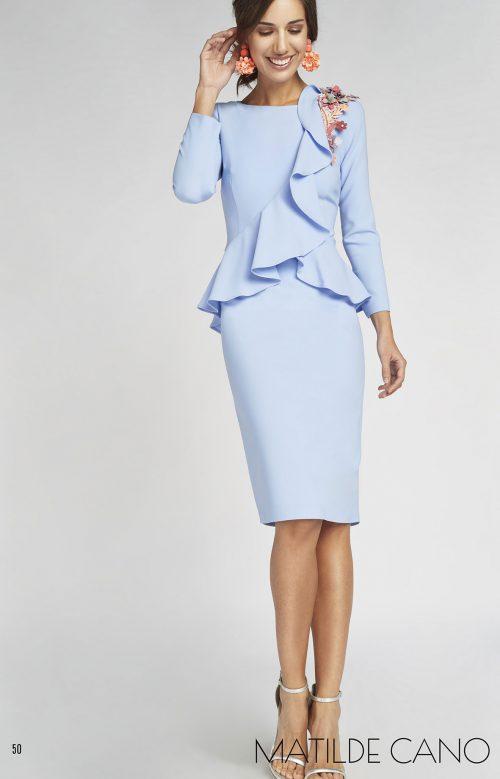 Vestido Matilde Cano 6556
