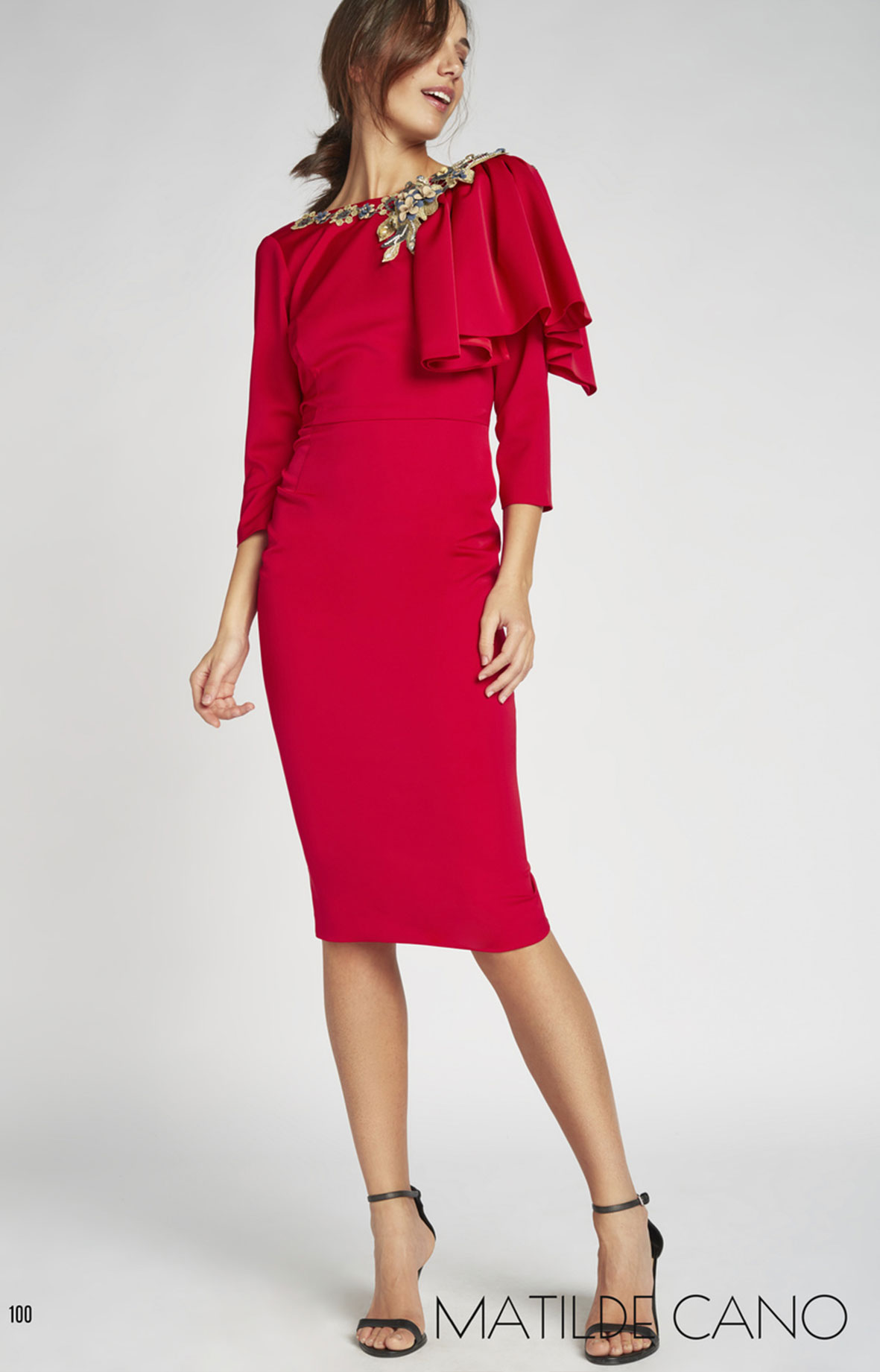 Vestido Matilde Cano 6571