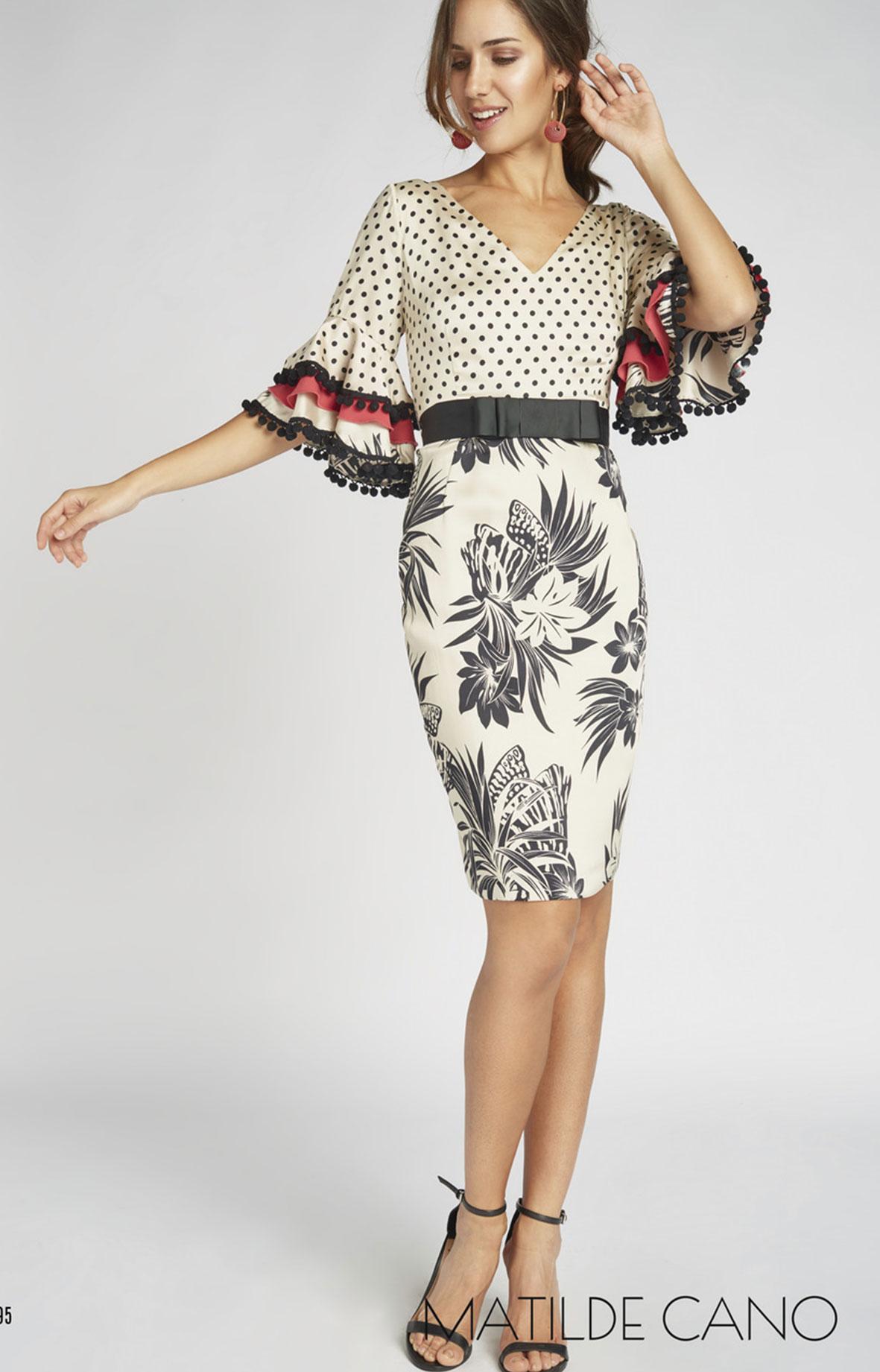 Vestido Matilde Cano 6580