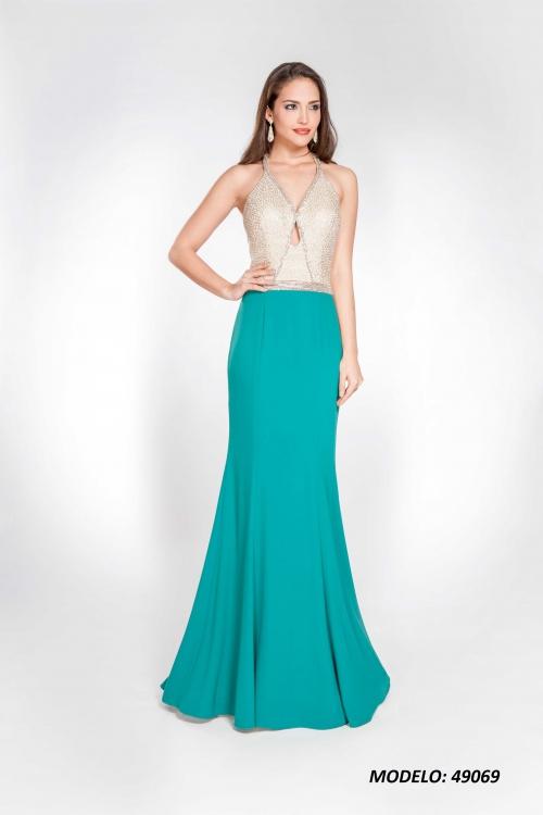 Vestido X&M 49069