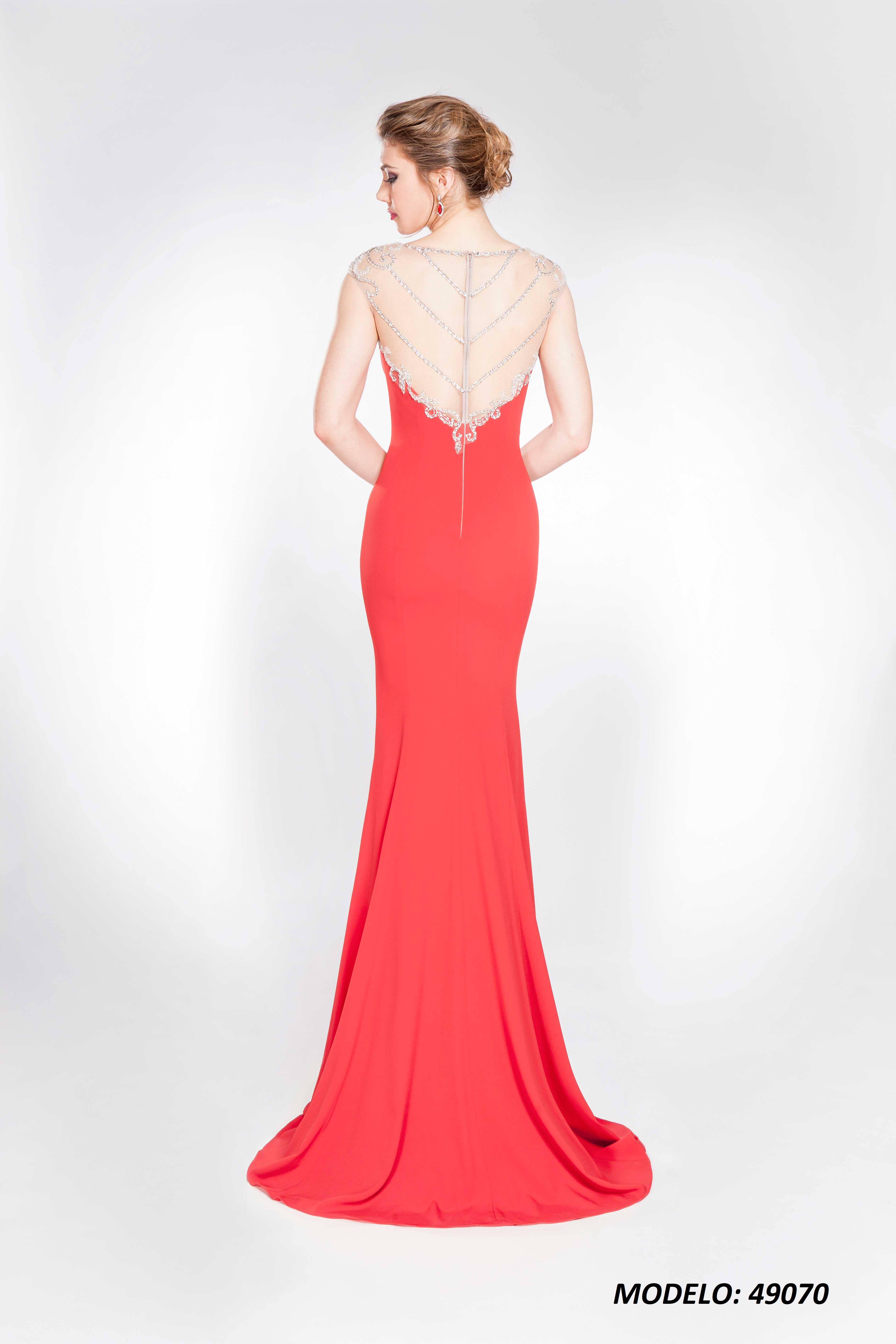 Vestido X&M 49070-espalda