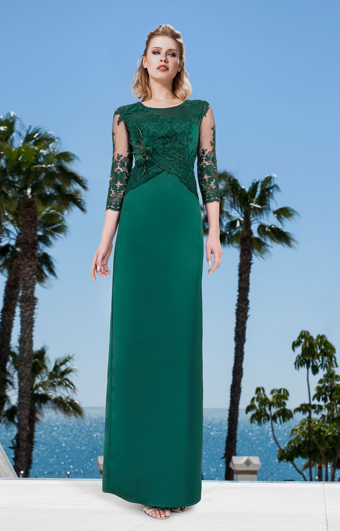 Vestido Sonia Peña 1190013