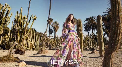 10ec2ca25 Vestido de Herysa Isadora H4297