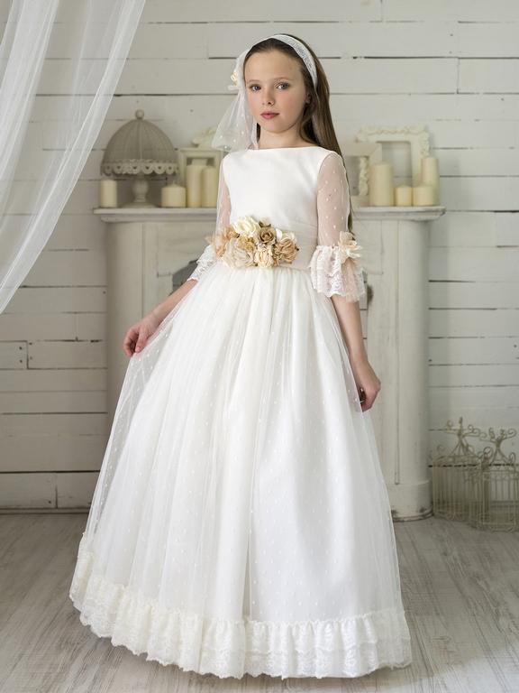 Vestido Comunión K145
